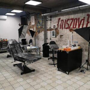 studio tatuażu speak in color